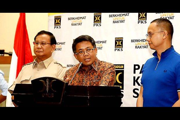 Nih PAN Harus Dengerin, Harus Ridho, Legowo, Ini 2019 Jatahnya PKS Ajukan Cawapres...