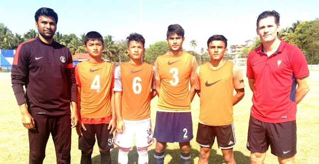 U-17 World Cup trials