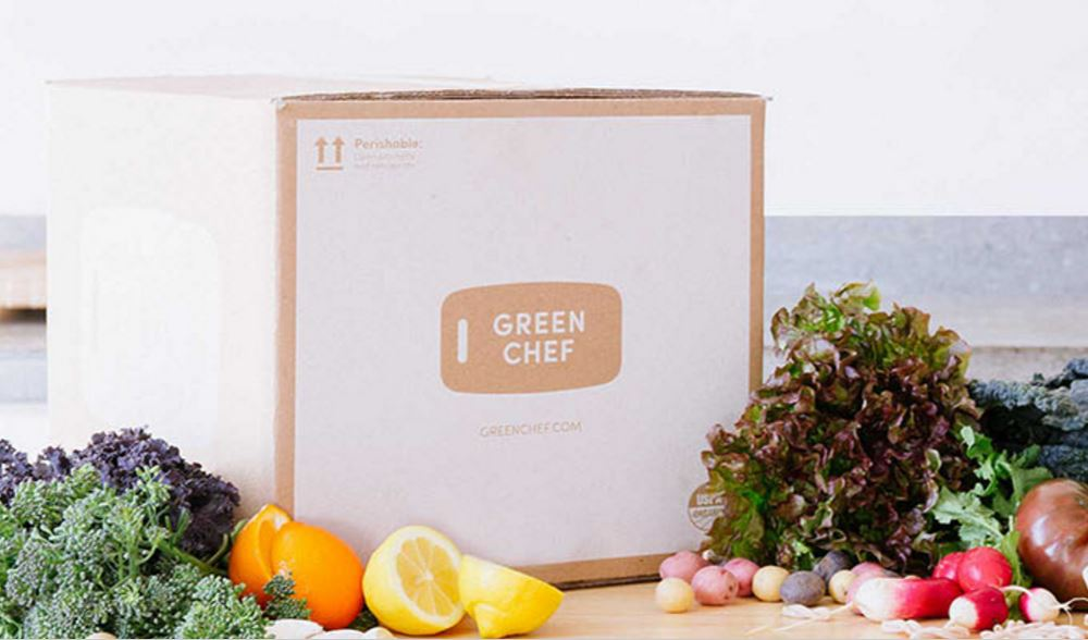 Best organic meal delivery service
