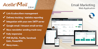 Download Acelle Email Marketing Web Application v2.0.4