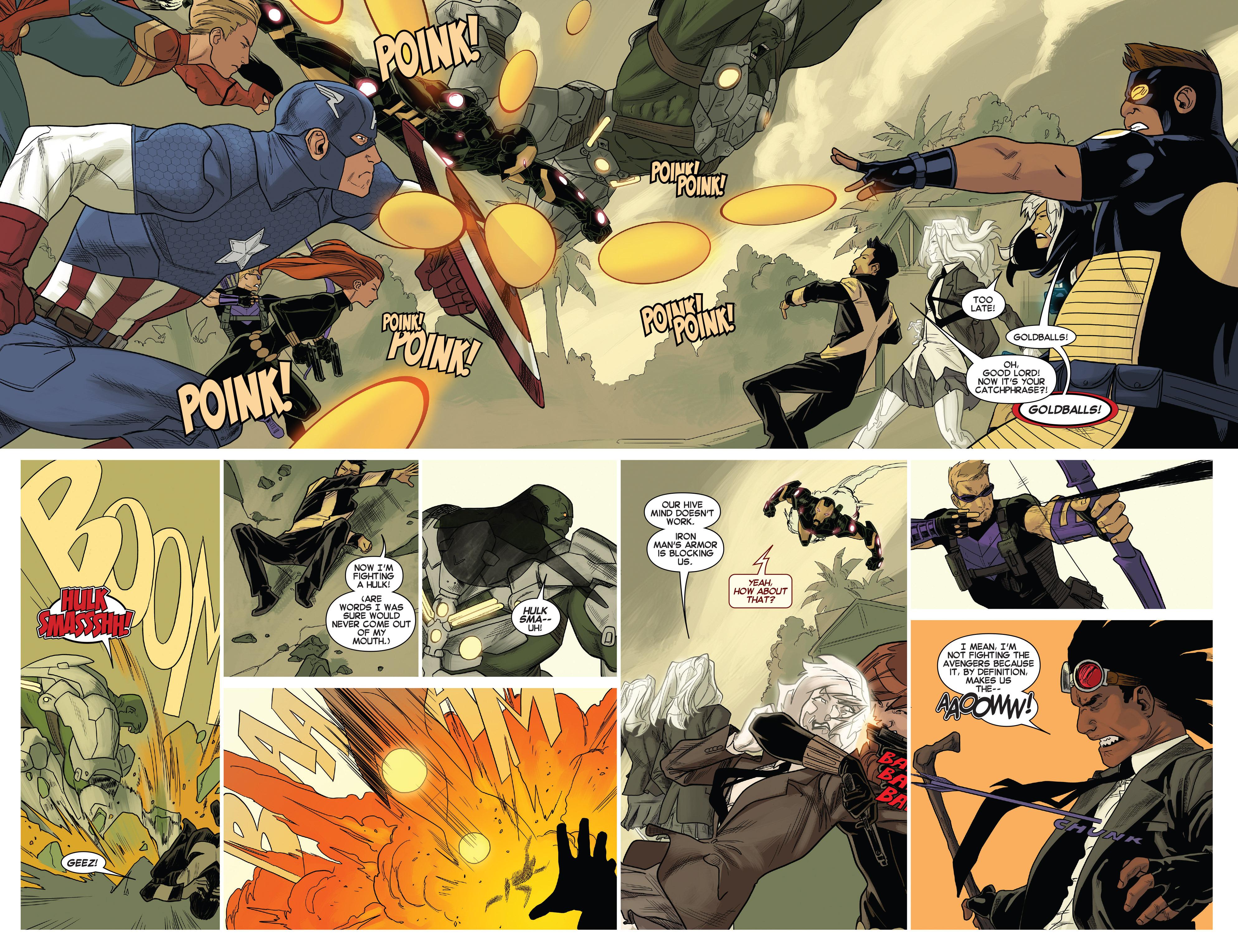 Read online Uncanny X-Men (2013) comic -  Issue # _TPB 5 - The Omega Mutant - 14