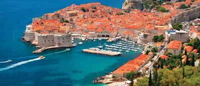 Dünyada Mutlaka Görülmesi Gereken Yerler Dubrovnik, Hırvatistan