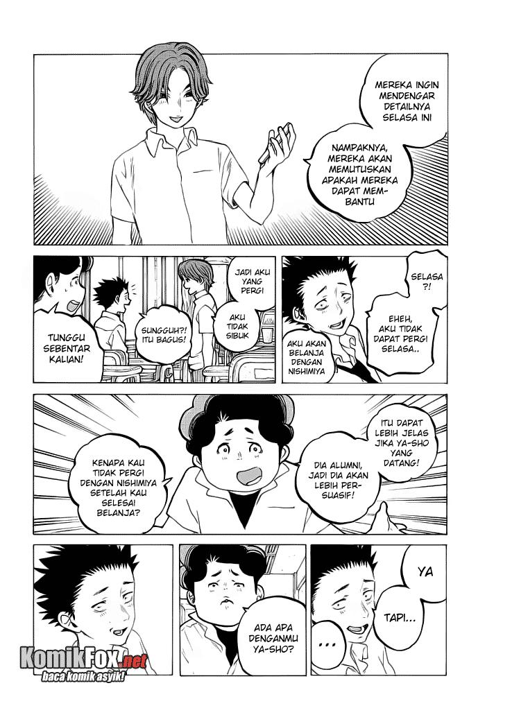 Koe no Katachi Chapter 34-11