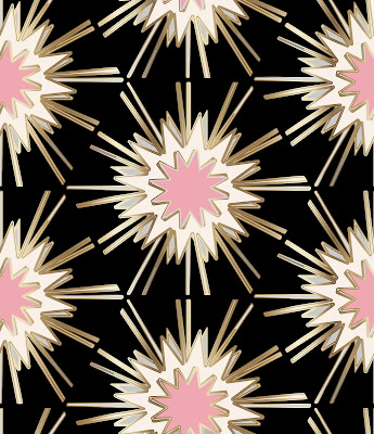 vivienne westwood thistle rug pink gold cream ivory peter jeffries ltd hexagon tile print caitlin wilson pink print schumacher thiebaut
