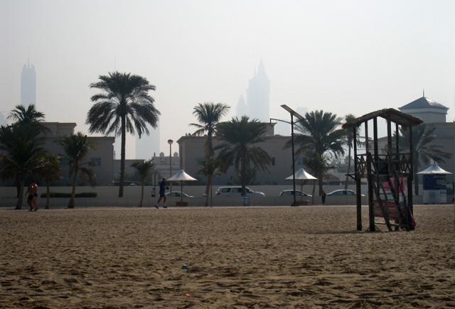 Jumeirah Open Beach, playa pública gratuita