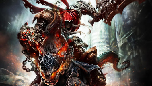 Darksiders: Warmastered Edition será lançado para Wii U