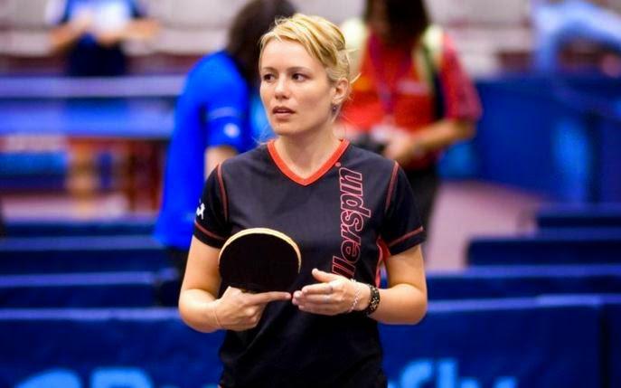 Biljana Golic - Pemain Tenis Meja