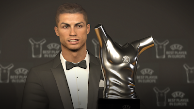 PES 2019 UEFA Player of the Year Award by Ginda01