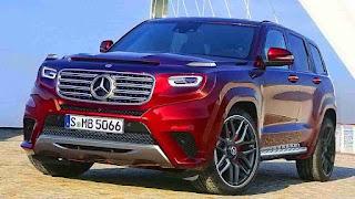 2020 Mercedes-Benz G-Wagon GLG concept