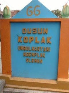 Desa Koplak
