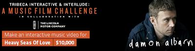 Damon Albarn somete a concurso la creación de su próximo video