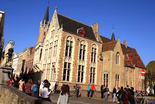 Blinde Ezel-Straat in Bruges