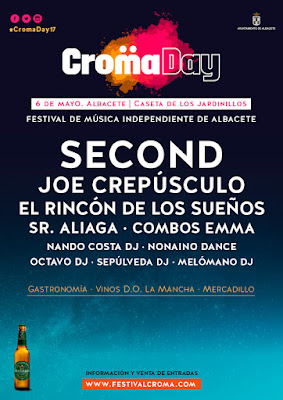Festival CromaDay 2017 cartel