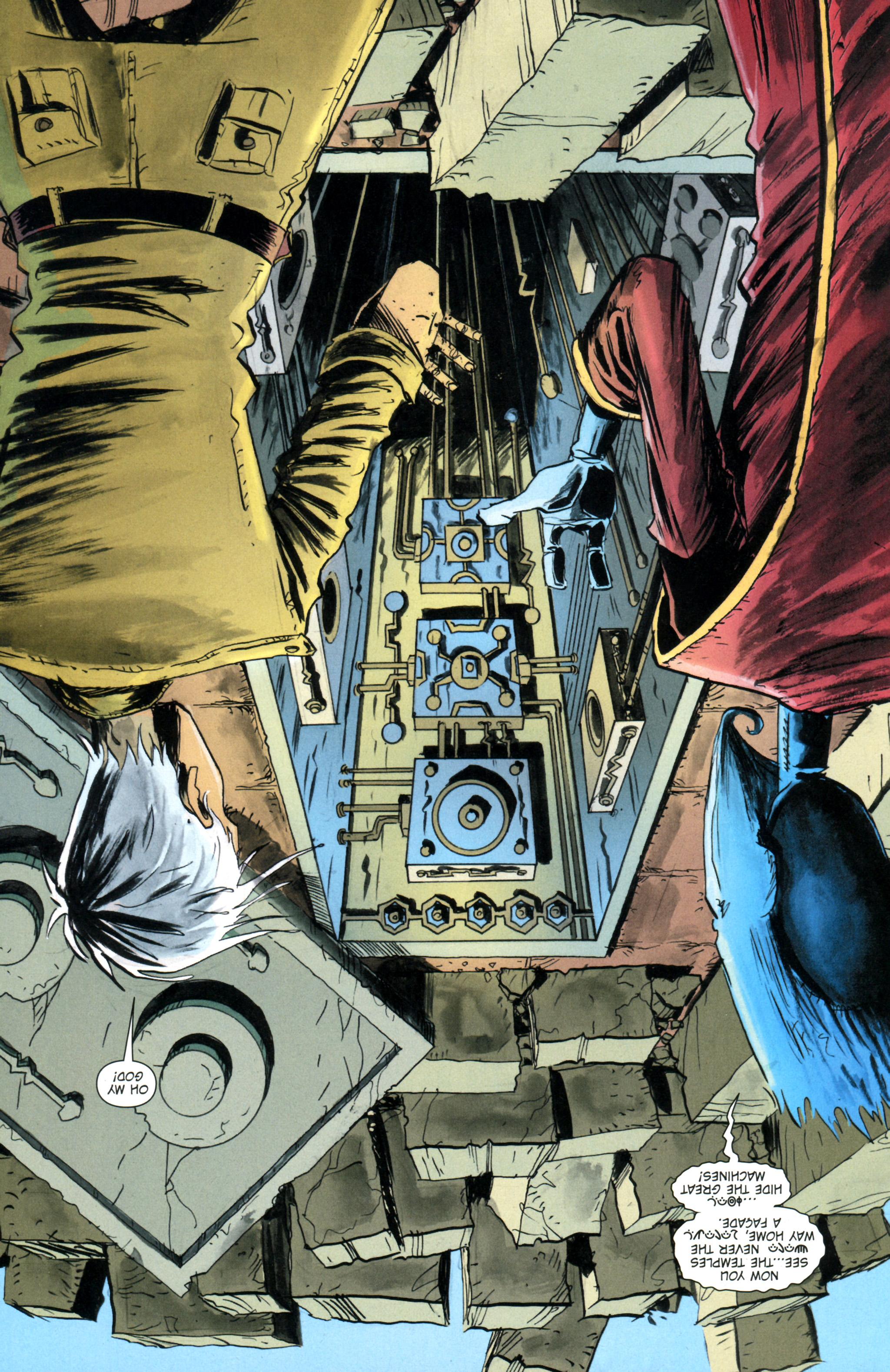Read online Trillium comic -  Issue #7 - 8