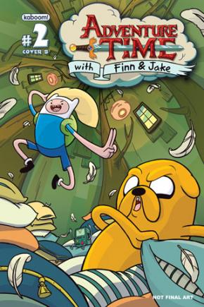 Idle Hands  Your Adventure Time Comic Check List The humor is quirky  the fist bumps a plenty and the art is awesomely true  to the cartoon  What more could you ask for  Here s a sneak peek at the  covers of