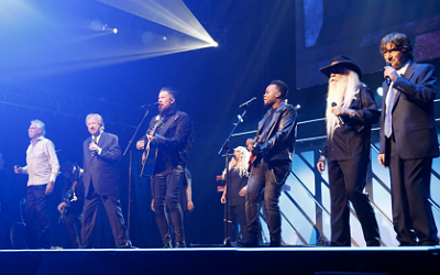 The winners of the 2017 GMA Dove Awards.