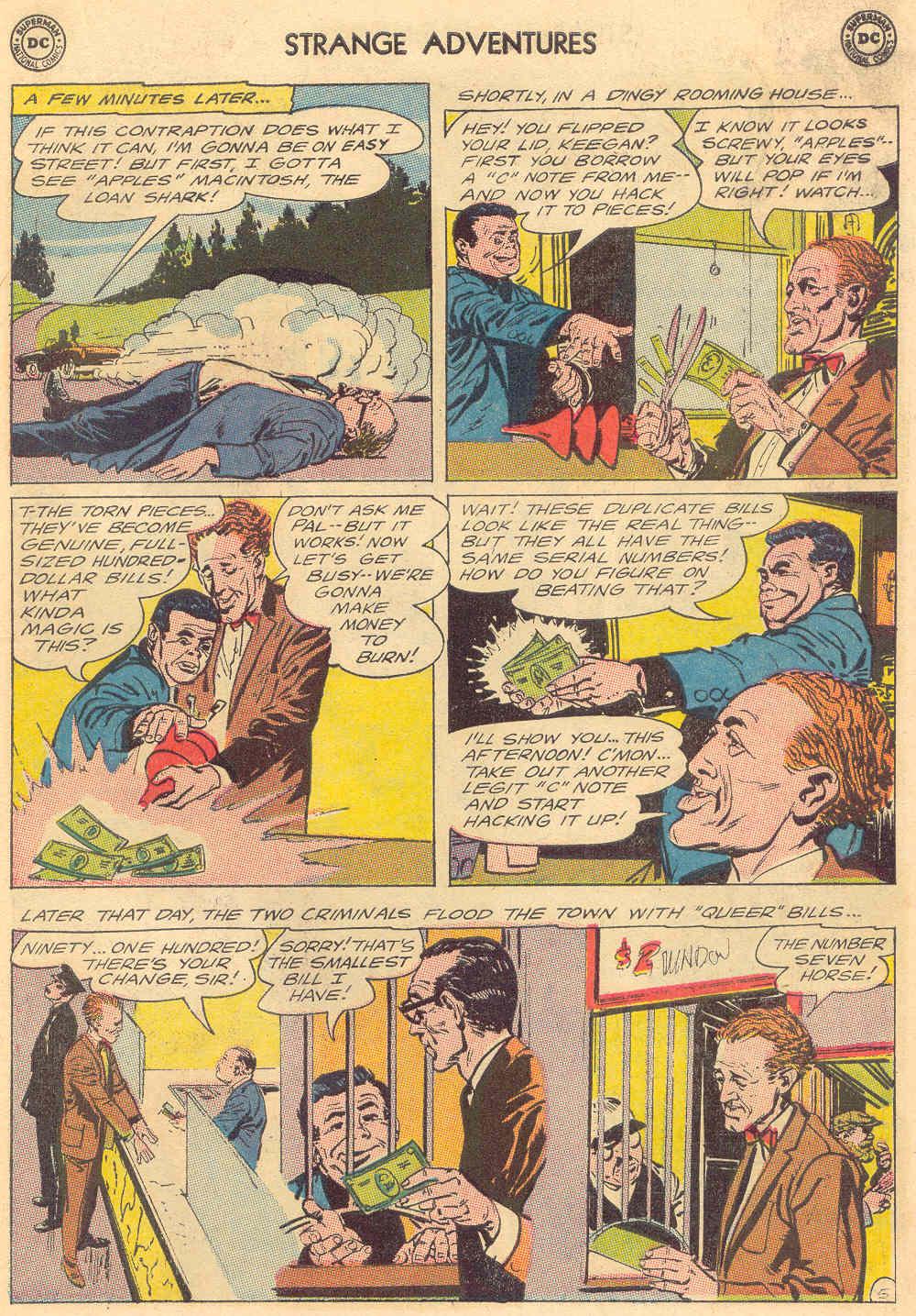 Strange Adventures (1950) issue 176 - Page 19