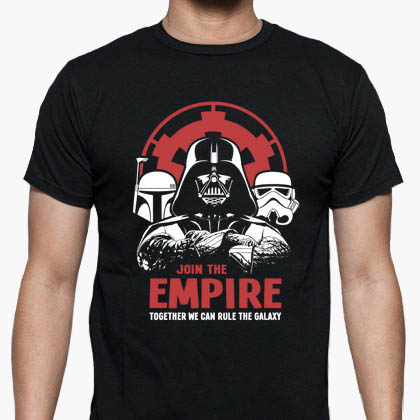 Camiseta Join the Empire