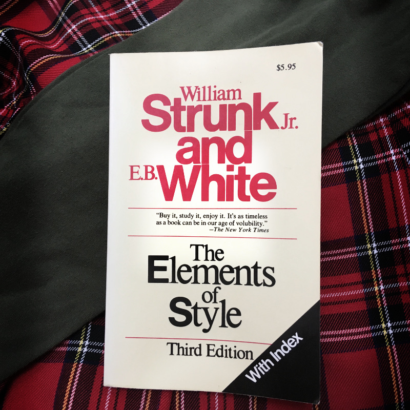 The Elements of Style Third Edition Paperback