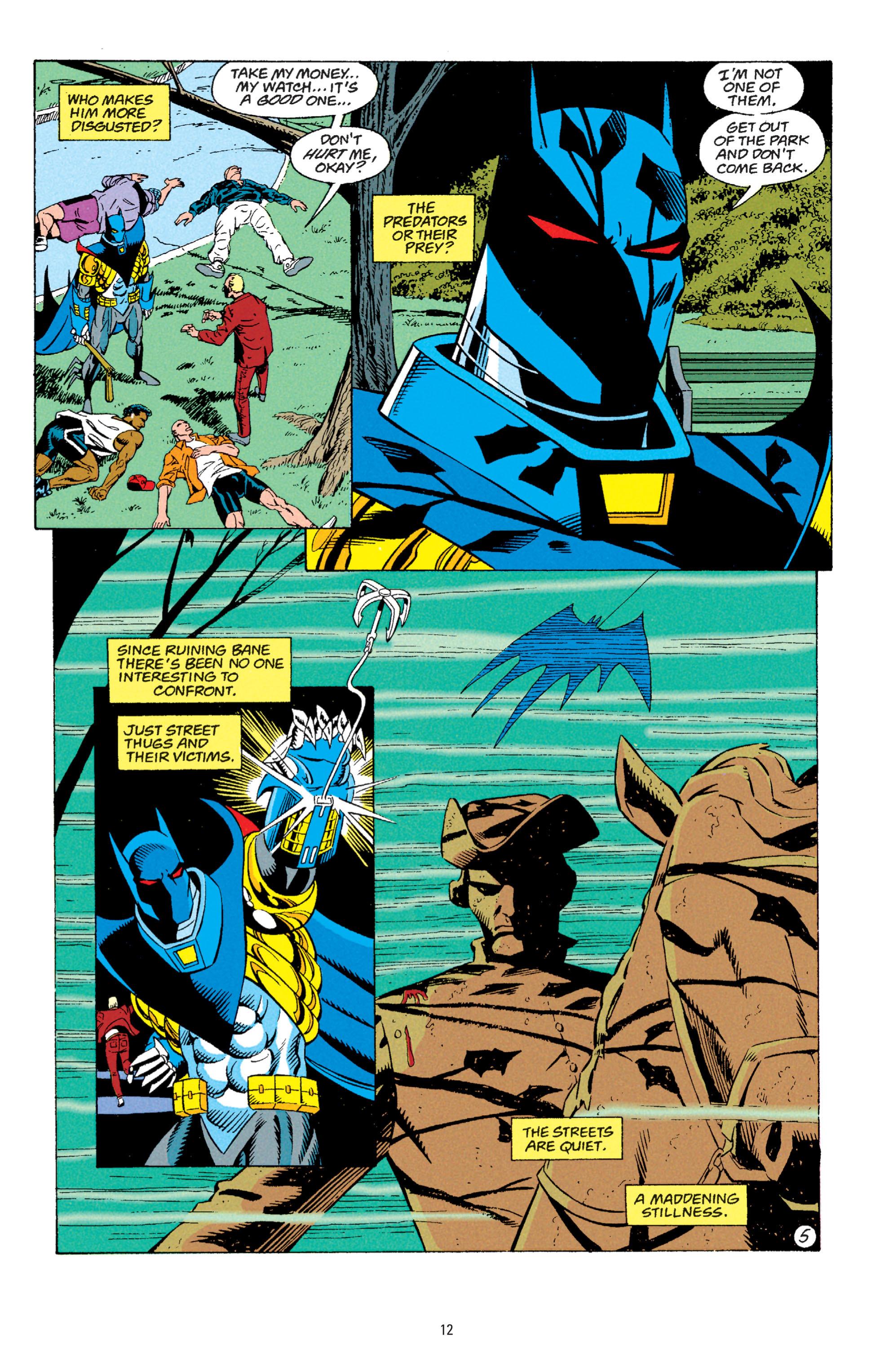 Detective Comics (1937) 667 Page 5