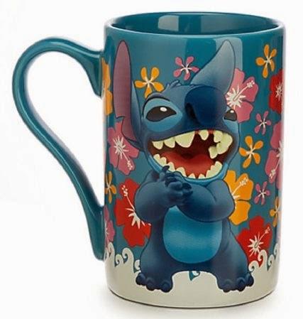 Lilo and Stitch Hawaiian Coffee Cup