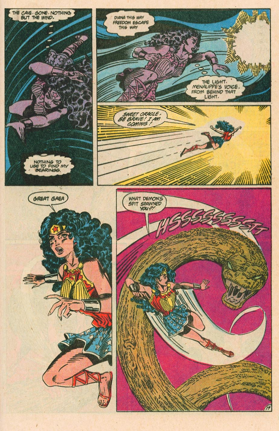 Read online Wonder Woman (1987) comic -  Issue #38 - 18