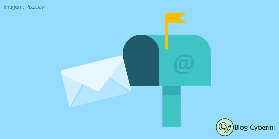 Botão de compartilhamento por e-mail