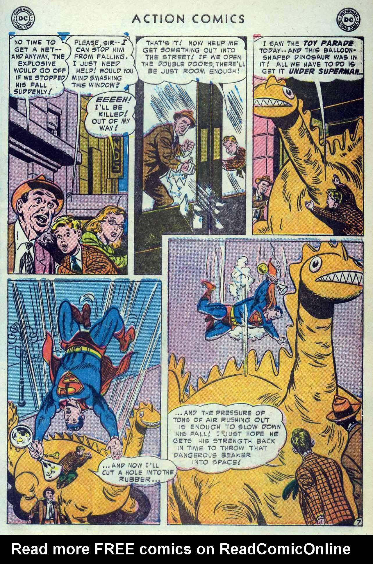 Action Comics (1938) 190 Page 8