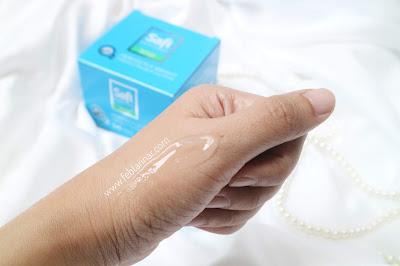 Safi White Expert Replenishing Night Cream beauty blogger bandung