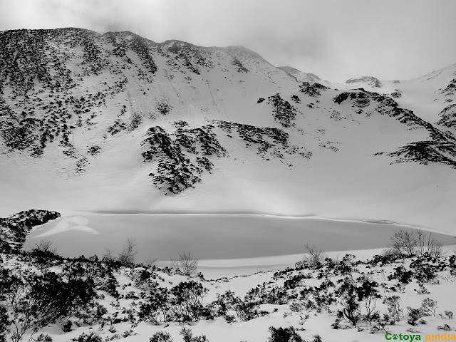 Laguna de Fasgueo inferior