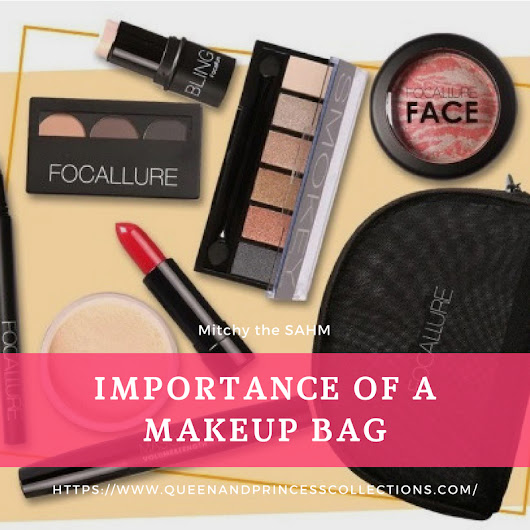 Importance of a Makeup Bag