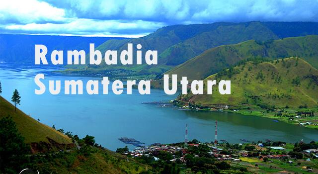 Lirik Lagu Rambadia - Sumatera Utara