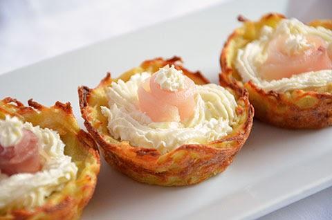 Cestini di patate le ricette de la cucina imperfetta for Ricette con patate