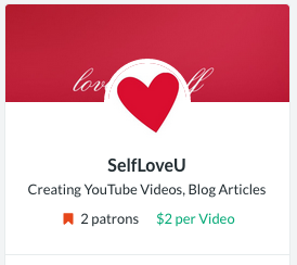 https://www.patreon.com/selfloveu