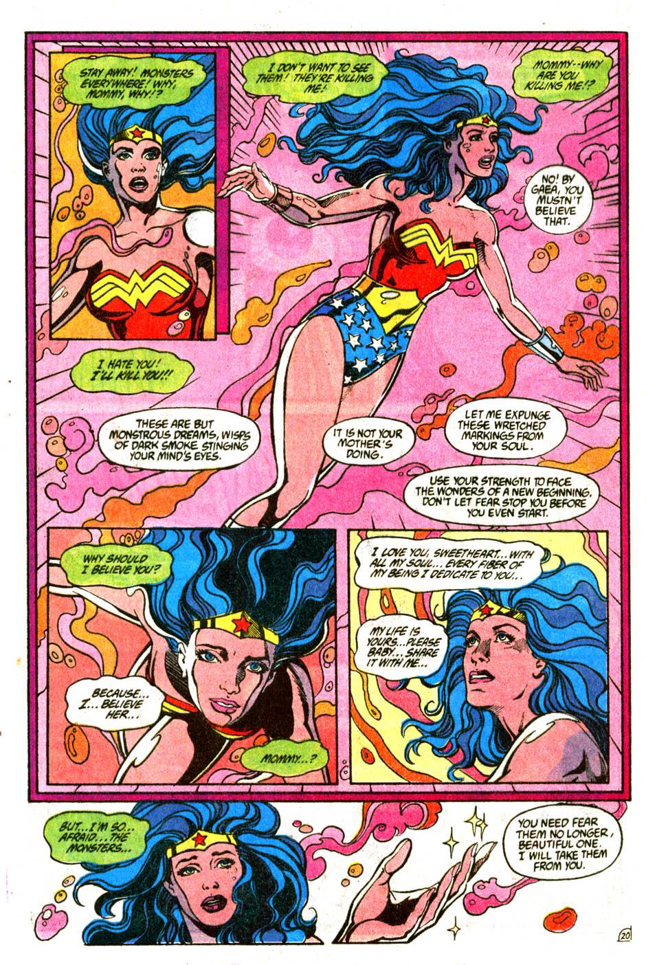 Read online Wonder Woman (1987) comic -  Issue #56 - 22