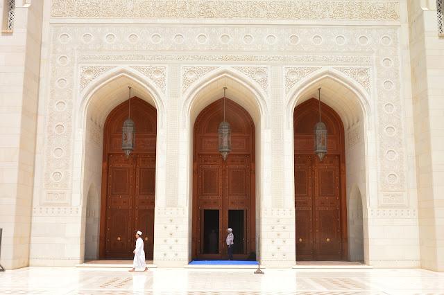 Mosquée du Sultan Qabus
