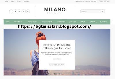 Milano Blogger