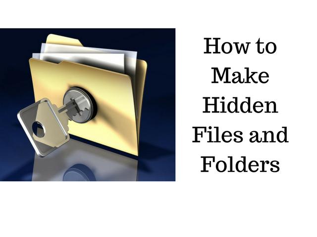 hidden-files