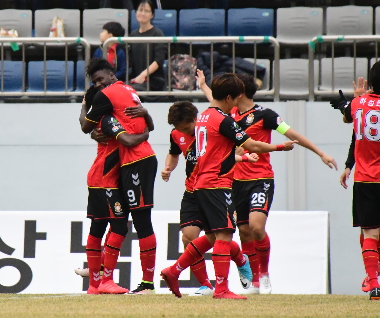 The K League United Elimination Game - Round Two