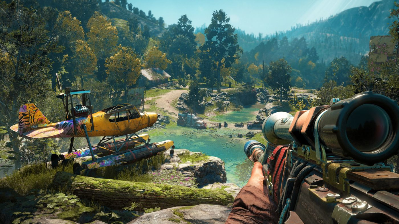 Far Cry: New Dawn - Deluxe Edition + All DLCs + HD Texture