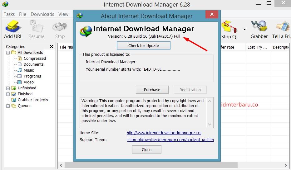 download idm 6.28 build 16