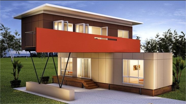 Plans building prefab shipping container home container home - Buy prefab shipping container homes ...