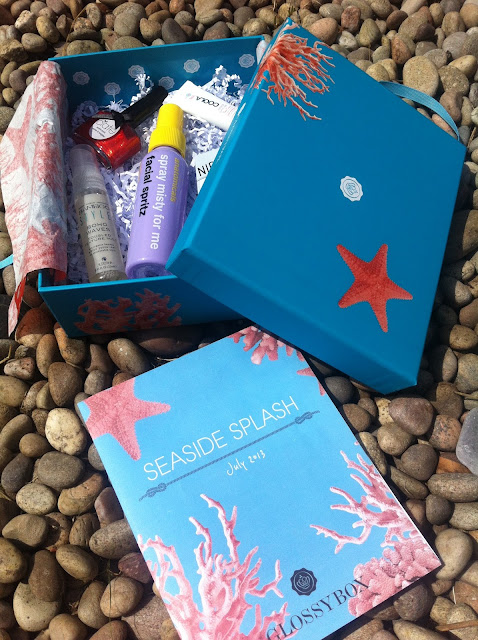July Glossybox // Review