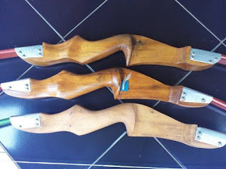 Riser / Handle / Gagang Busur Panah