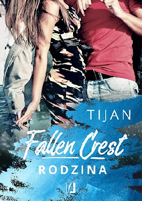 """""""Fallen Crest. Rodzina"""" Tijan"""