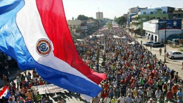 Paraguay: Organizaciones sociales rechazan política económica