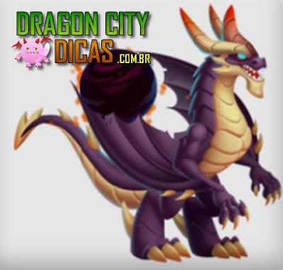 Dragão Anti-Matéria  - Informações