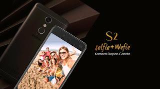 Infinix S2 Pro Smartphone Wefie Berkamera Selfie Ganda Harga Rp 2 Jutaan
