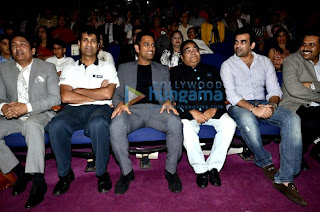 Mahendra Singh Dhoni at Positive Health Awards 2014