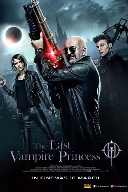 Sinopsis Film The Last Vampire Princess (2017)